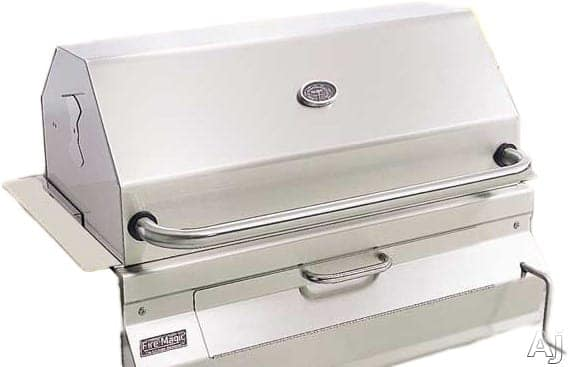 Fire Magic Legacy roestvrij stalen barbecue
