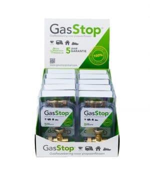 Gasstop