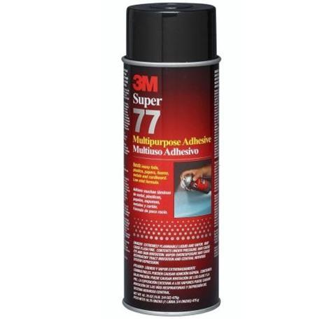 Lijm 3MM Super 77 voor vilt