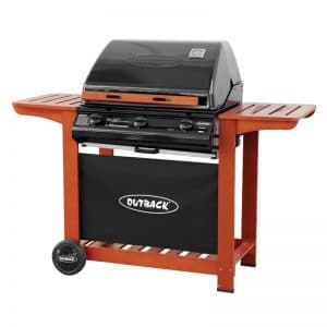 Outback Barbecue Hunter 3 branders