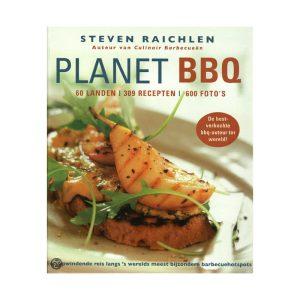 Planet BBQ door Steven Raichlen